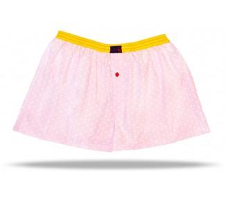 Modell: Yellow-Pink Dots