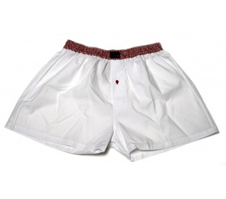 Modell: Red Karo-White