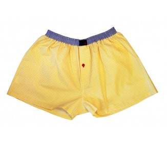 Modell: Purple-Yellow Karo