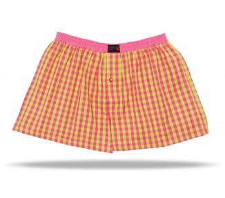 Lime-Pink Karo