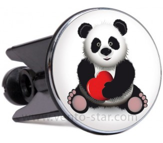 Glugg-Panda (Heart)