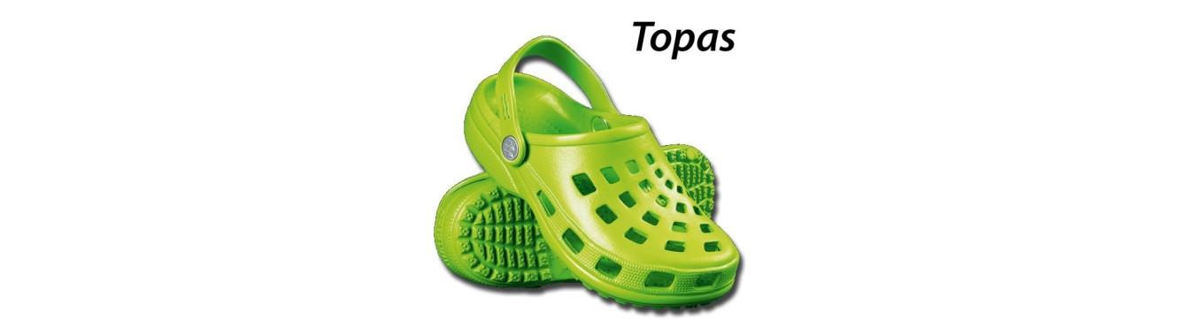Topas der super bequeme Schuh mit Fersenriemchen